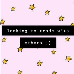 like this if your interested in trading